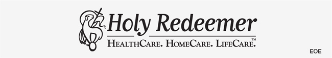 Holy Redeemer Health System Footer